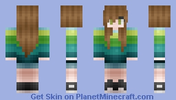 Me: The skin Minecraft Skin