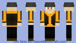 đЭЩ the recreation (HappykeysTV's recreation request) Minecraft Skin