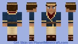 Parthian nobleman Minecraft Skin