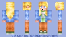 Skywalker3313 fan skin. ~ Minecraft Skin