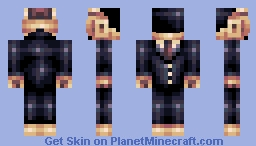 Daft Punk'z Guy Manuel - Potatologic'z Contest Minecraft Skin