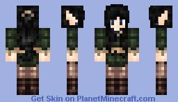 Wood Elf Minecraft