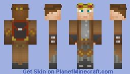 Theodore Thicke Minecraft Skin