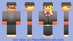 Gentlemen Minecraft Skin