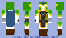 Jade Armor still to be shaded. feel free to use it on your skins Minecraft Skin