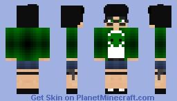 Jake English Minecraft Skin