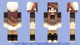 Losing Color Minecraft Skin