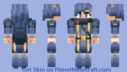 Fire Emblem : Lucina Minecraft Skin