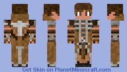The Hunter Minecraft Skin