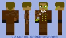 Everyday Steampunk Man Minecraft Skin
