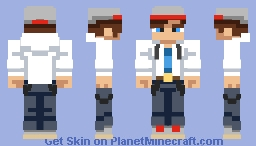 How to NOT skin. Swag. Minecraft