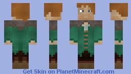 Peasant Minecraft Skin