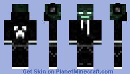 SierraWither Minecraft Skin