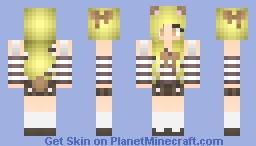 *~Kyuomi~* Beariffic Minecraft Skin