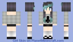 ❄хgσgglєsх❄ Idek. Minecraft Skin