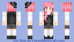 Insert Title Here :3 Minecraft Skin