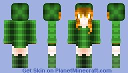 Cupa ~*Mob Talker*~ ~*updαtєd*~ ♪~яιии~♫ Minecraft Skin