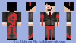 Devil boss Minecraft Skin
