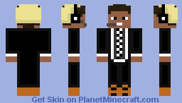 Swaggen's First Skin Ever Minecraft Skin