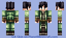 Adept Mage Minecraft Skin