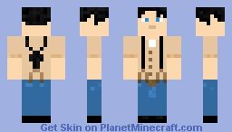 Atlas (Bioshock) Minecraft Skin
