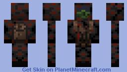 BO2 Enemy Soldier Minecraft Skin