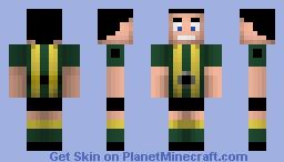 Capi (Metegol) [Underdogs Serie] Minecraft Skin