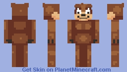 amg is bear o: Minecraft Skin