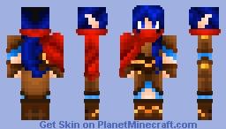 Elven Adventurer *Story Added* (1.8 Edit!) Minecraft