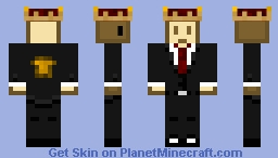 Mr_Toaster Skin Minecraft Skin