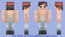 John Rambo Minecraft