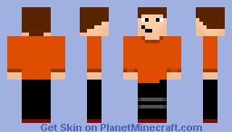 Random Citizen Minecraft Skin
