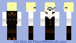 [RWBY] Glynda Goodwitch Minecraft Skin