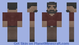 Maxim Minecraft Skin