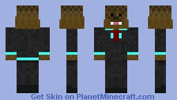 Blue Jerome Minecraft