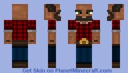 Balding Lumberjack