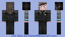 Deanna Troi  /  Movie Uniform Minecraft Skin