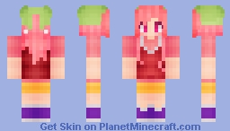 °˖✧ Nyuu Elfen Lied | Anime | ✧˖° Minecraft Skin