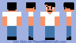 River City Ransom Alex Minecraft Skin