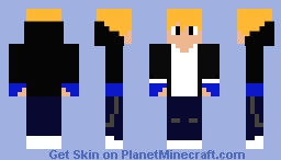 Cool Dude [OLD] Minecraft Skin
