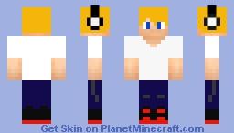 Chilled Dude Minecraft Skin