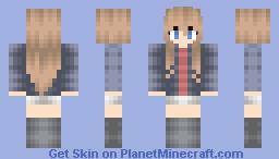 ♦Ηαmατθrα: just some skin Minecraft Skin