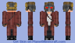 Star_Lord (Guardians of the Galaxy) Minecraft Skin