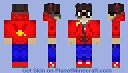 TheNimbious Minecraft Skin