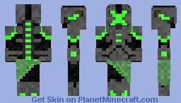 Tracker [Solar Series] Minecraft Skin