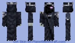The Whisperer Minecraft Skin