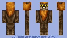 Wicket W. Warrick Minecraft
