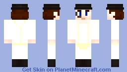 Alex DeLarge [A Clockwork Orange] Minecraft Skin