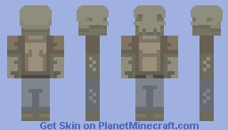 Casual Clothes Friday Minecraft Skin