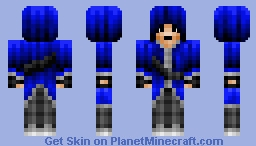 Nightfall Assassin - Jrayko Minecraft Skin